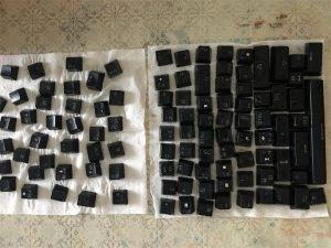 给长时间使用的机械键盘洗次澡
