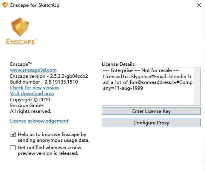 Enscap实时渲染V2.53汉化版下载