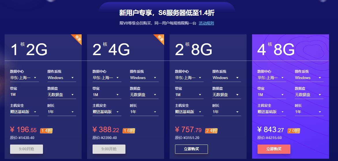 华为云全新一代云服务器S6到底怎么样?
